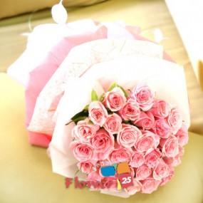 핑크빛 로맨스